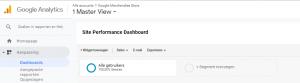 screenshot custom dashboard analytics