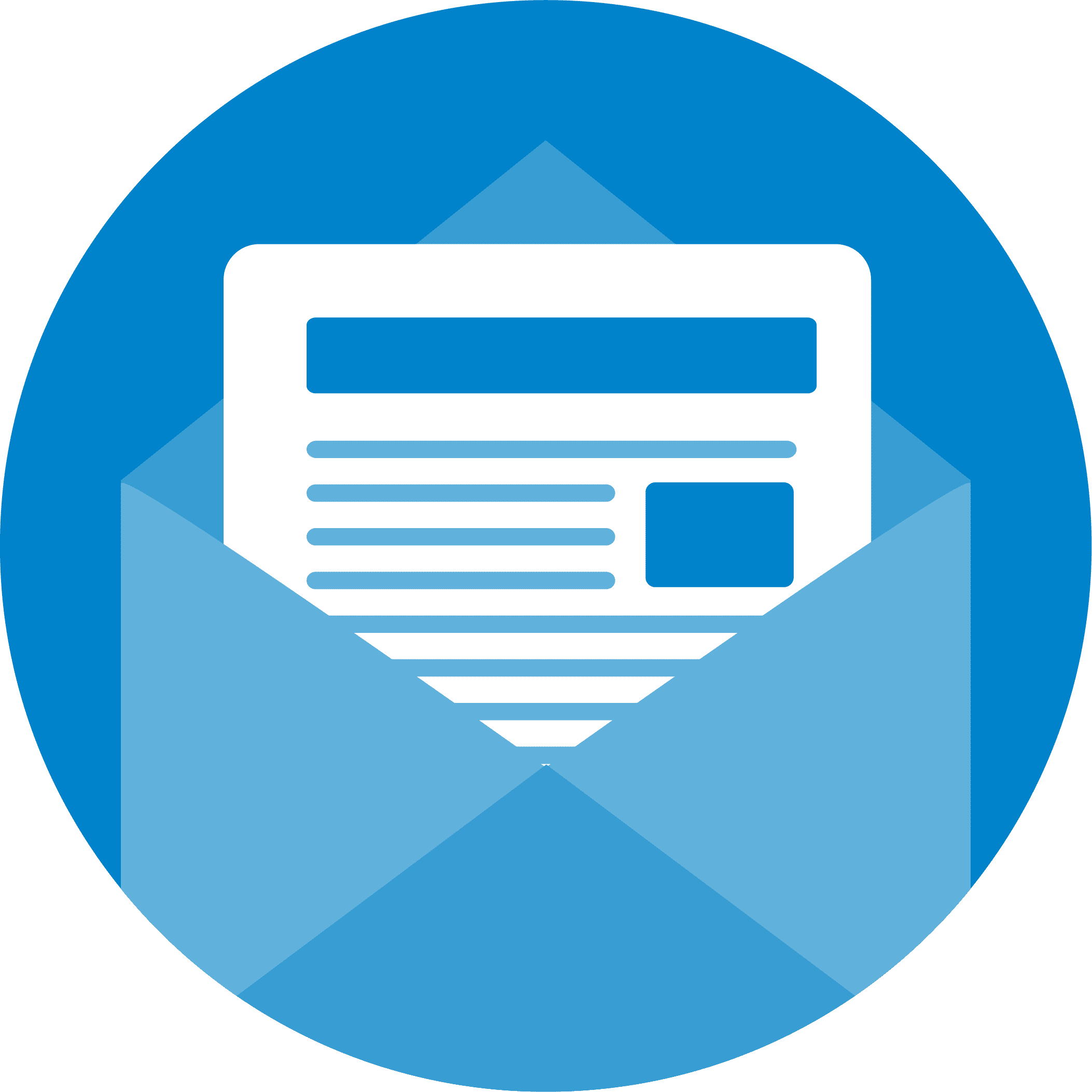e-mailmarketing blauwe monsters