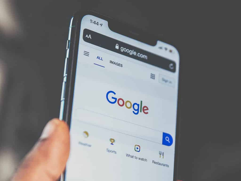Mobiel eerst mobile first indexatie Google Blauwe Monsters