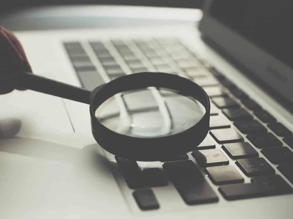 zoekwoorden onderzoek