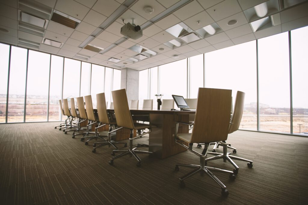 b2b marketing kantoor